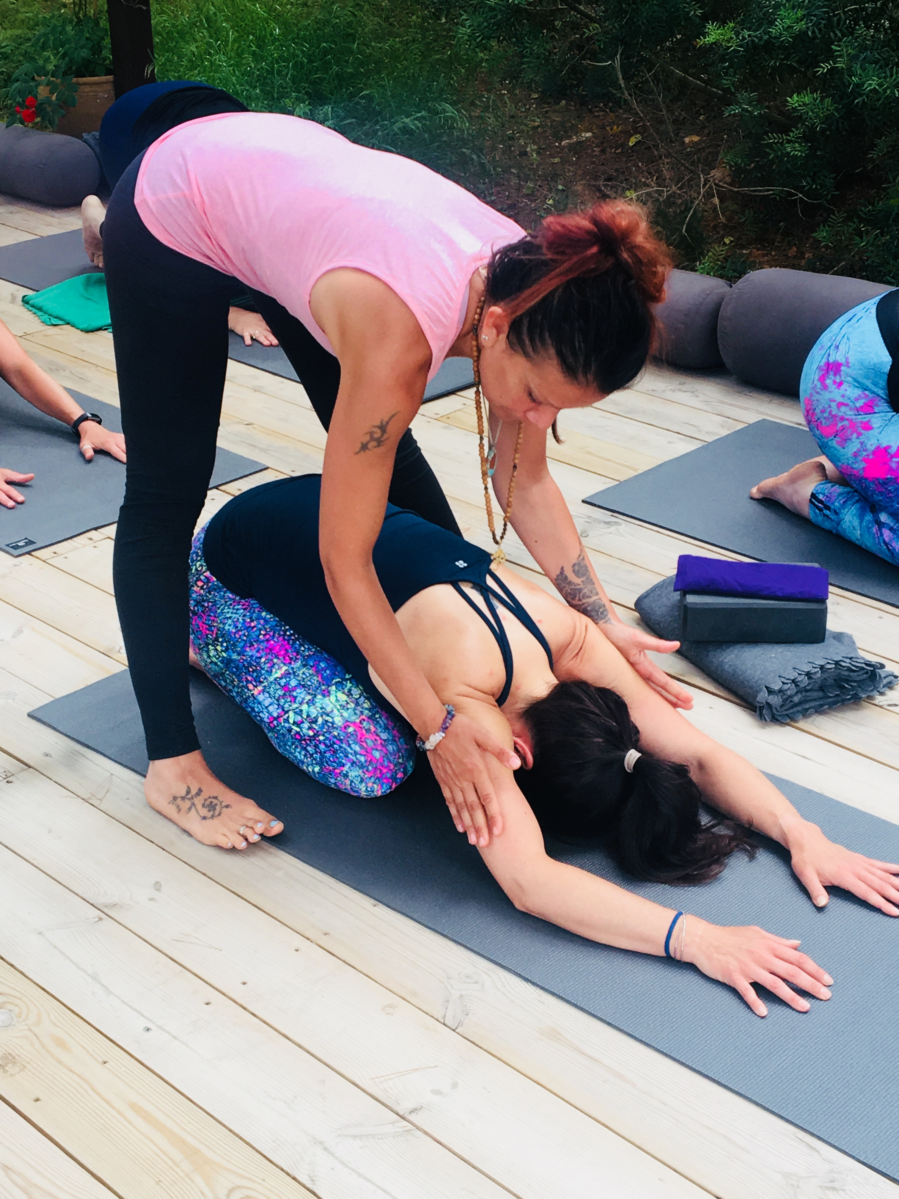Vinyasa with Laura Barrett June 18