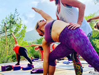 Why go on a Ibiza yoga retreat?