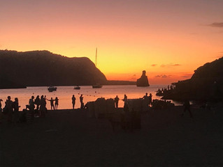 The gift of Ibiza