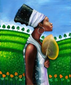 African Woman smaller