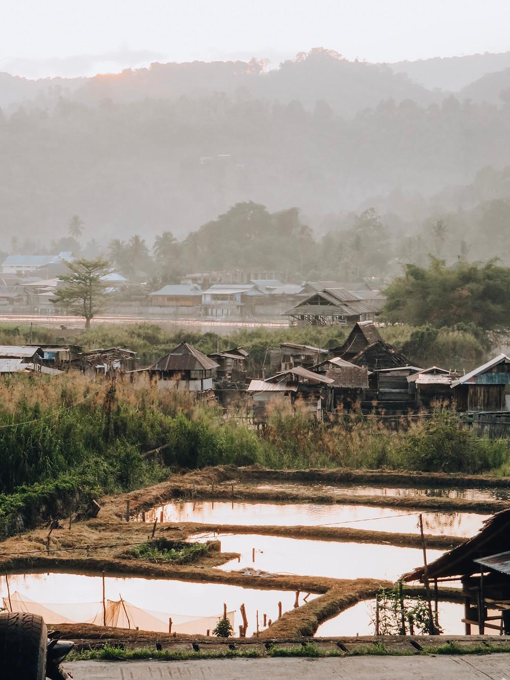 Tentena Sulawesi