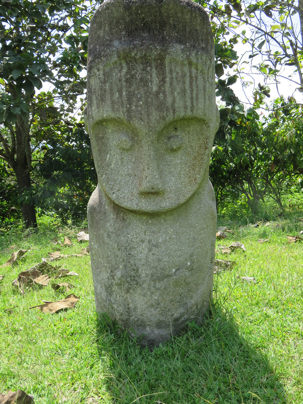 Sulawesi mother megalith