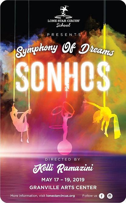 Symphony of Dreams - Sonhos - May 17_19,