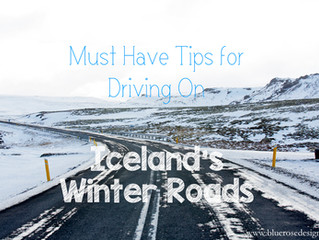 Tips for Driving on Iceland's Winter Roads