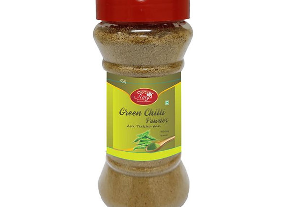 Kings Green Chilli Powder