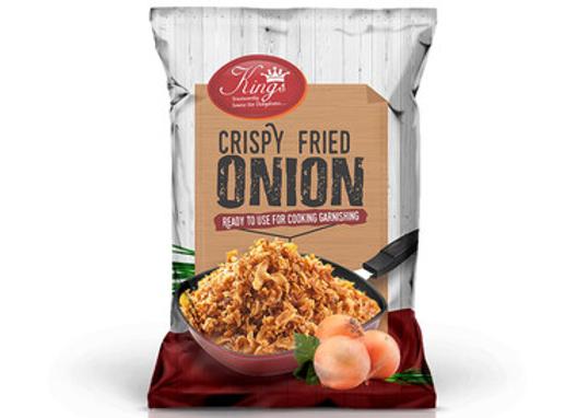 Kings Crispy Fried Onion Triple Pack-300 gram