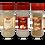 Thumbnail: Kings  Garlic, Onion and Ginger Powder Combo-300 Grams