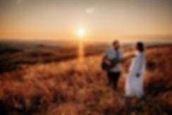 Kleine Hochzeit in der Toskana