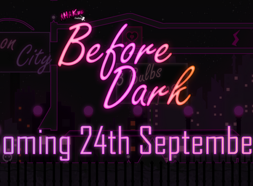 Before Dark Releasing for PC and Android!