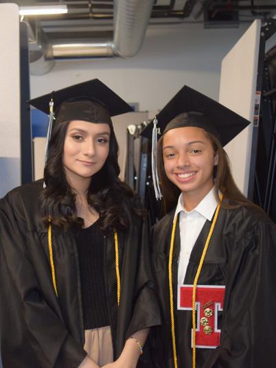Blackstone Academy Charter School Class of 2017 Grads