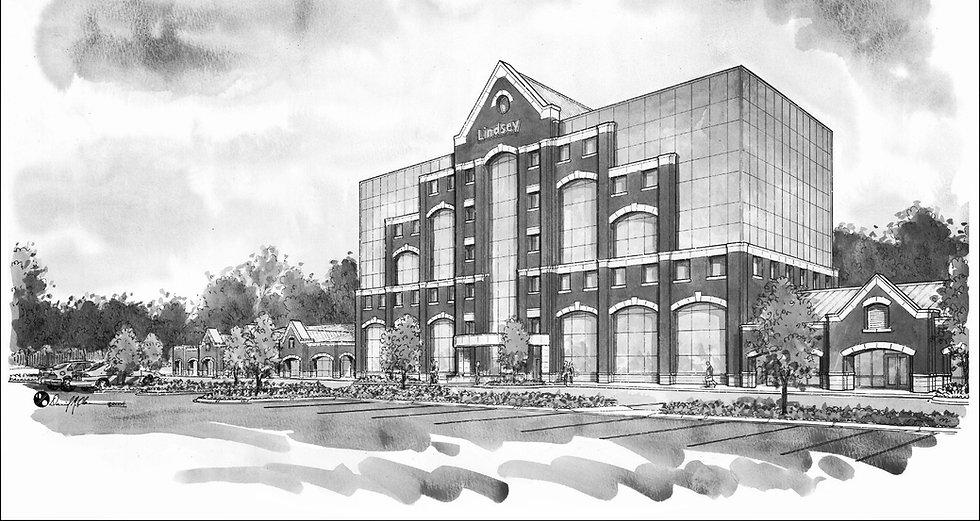 Fugitt Architect architecture lindsey