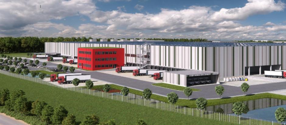 Aconlog und bauwo starten mit Bauarbeiten für die Errichtung einer Logistikimmobilie in Kerpen
