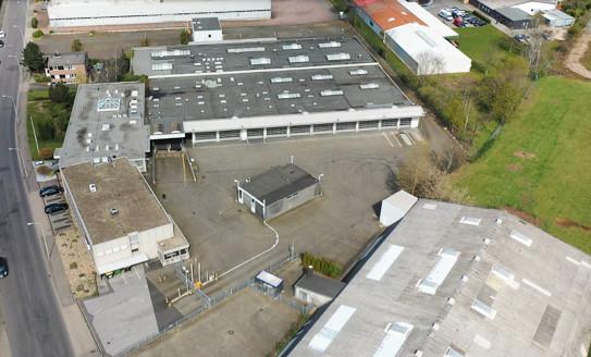 Aconlog erwirbt Brownfield in Krefeld und entwickelt nachhaltigen Logistiksolitär