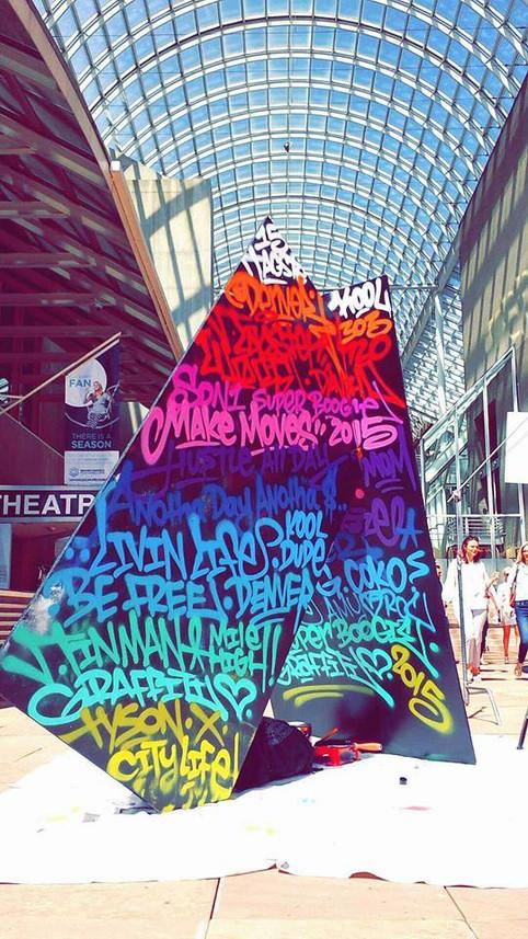 2015 - TedX Mile High
