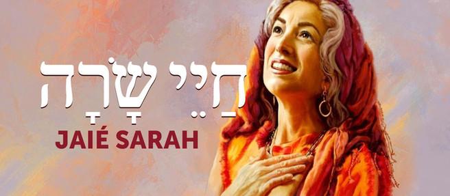 SINOPSIS Y REFLEXIONESPARASHÁ JAIÉ SARAH #5