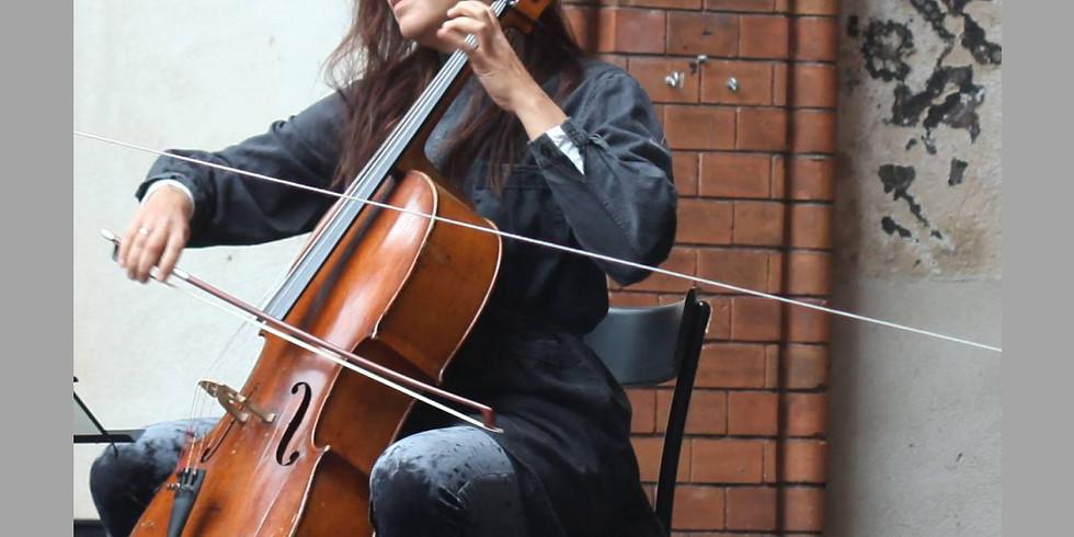 Das Trio Florian Mayer Violine, Danny Leuschner  Akkordeon, Ekaterina Gorynina Cello