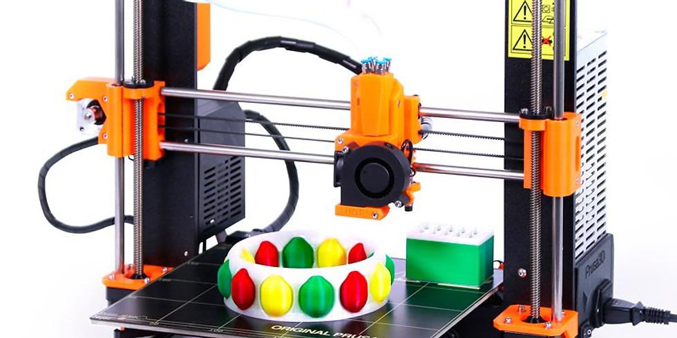 3D Printing Webinar| مقدمة في الطباعة الثلاثية الأبعاد