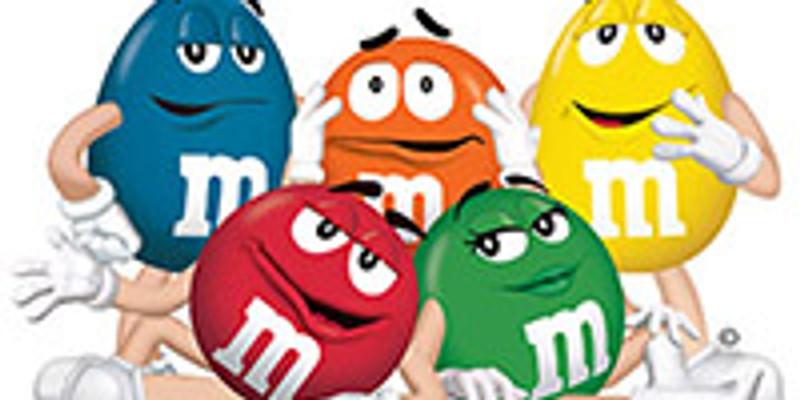 M&M Color Sorting Machine - Girls