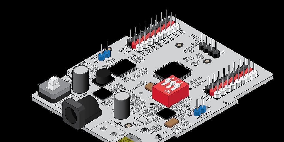 Ebot مغامرات المبتكرين: البرمجة مع