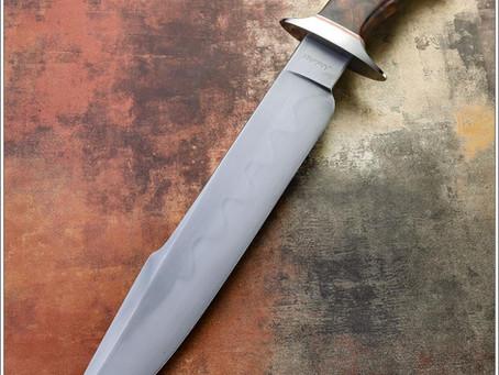 السكاكين بين الحرفة و علم المعادن