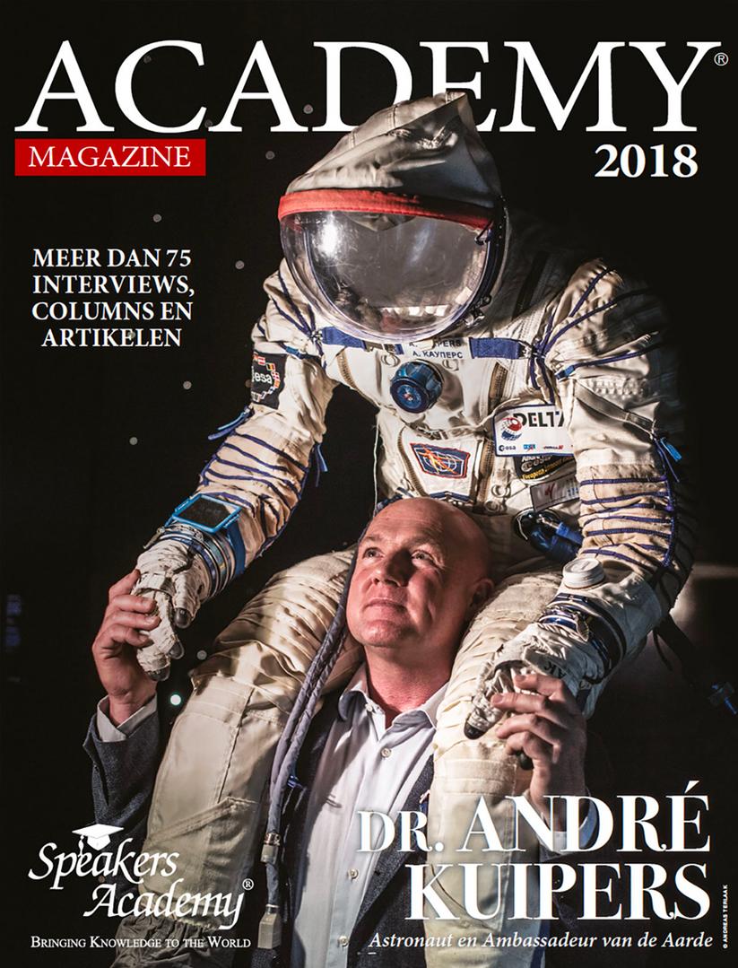 Academy Magazine 2018