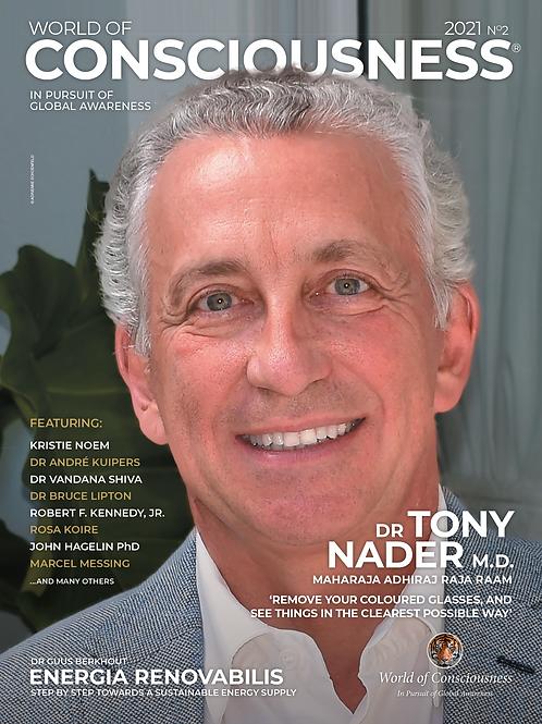 World of Consciousness Magazine - Second edition