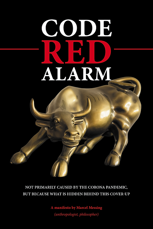 Code RED alarm by Marcel Messing
