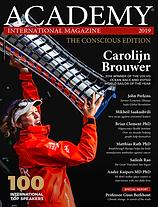 Academy_Magazine_2018 internationaal Cov