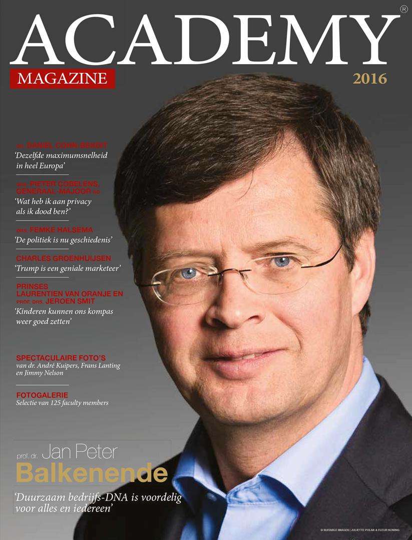 Academy Magazine 2016