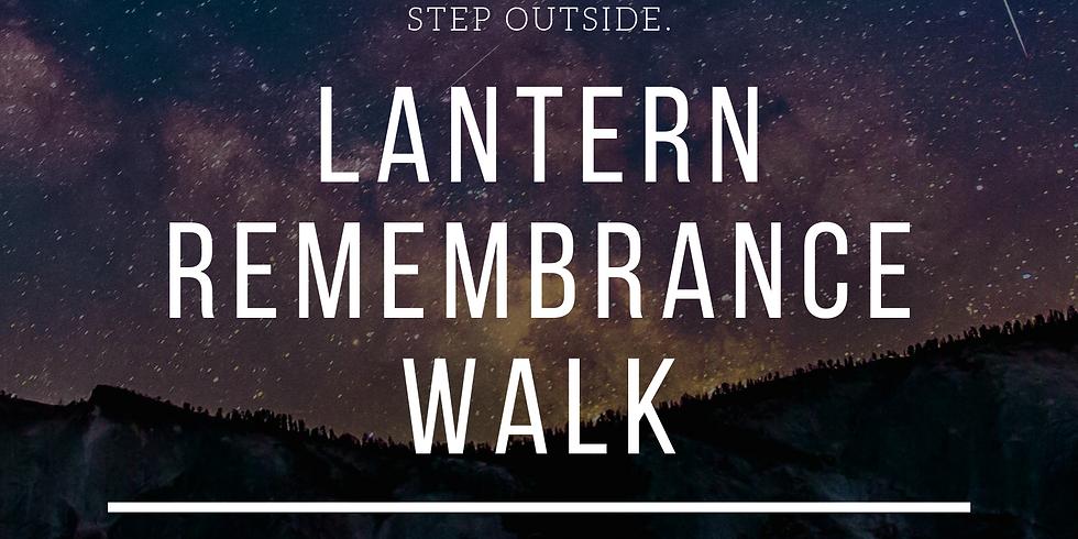 Lantern Remembrance Walk