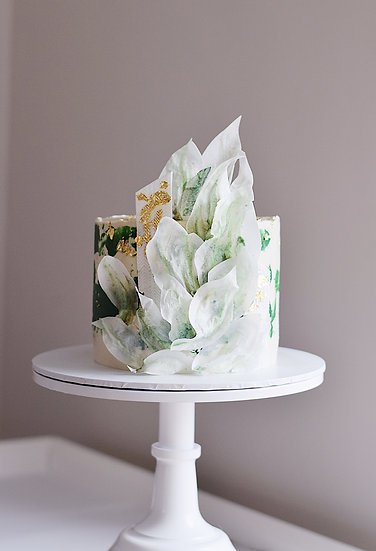 Belsize Modern Wave Cake