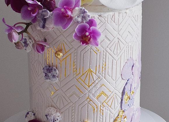 Super Floral Signature Design