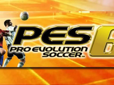 PRO EVOLUTION SOCCER 6 ( PES 6 )