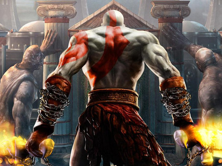 God of War PC Game 2005