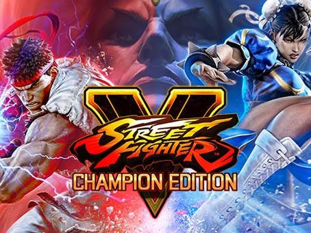 Street Fighter V Champion Edition ( PC )