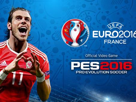 Pro Evolution Soccer Mod UEFA Euro 2016 France