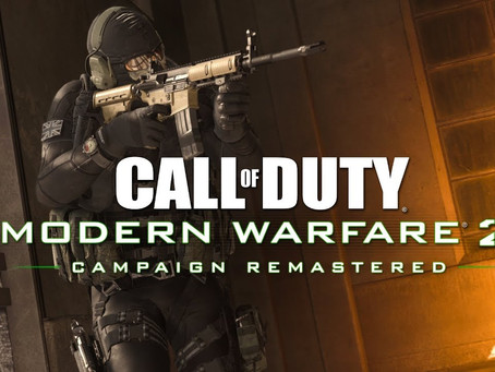 Call Of Duty Modern Warfare 2 : Campaign Remastered