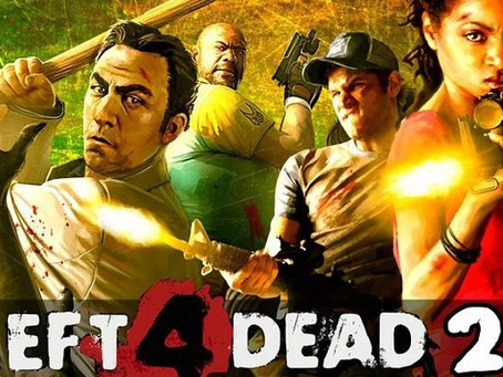 LEFT 4 DEAD II