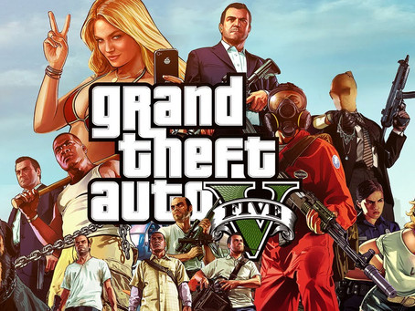 GTA V (Grand Theft Auto V) FitGirl Repack With All Updates