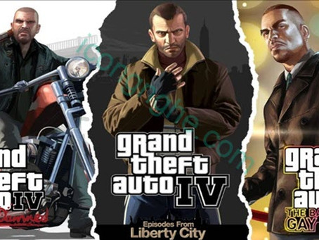 GTA 4 With Updates PC Game 2008