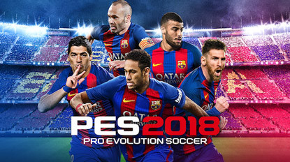 Pro Evolution Soccer 2018 ( PC )