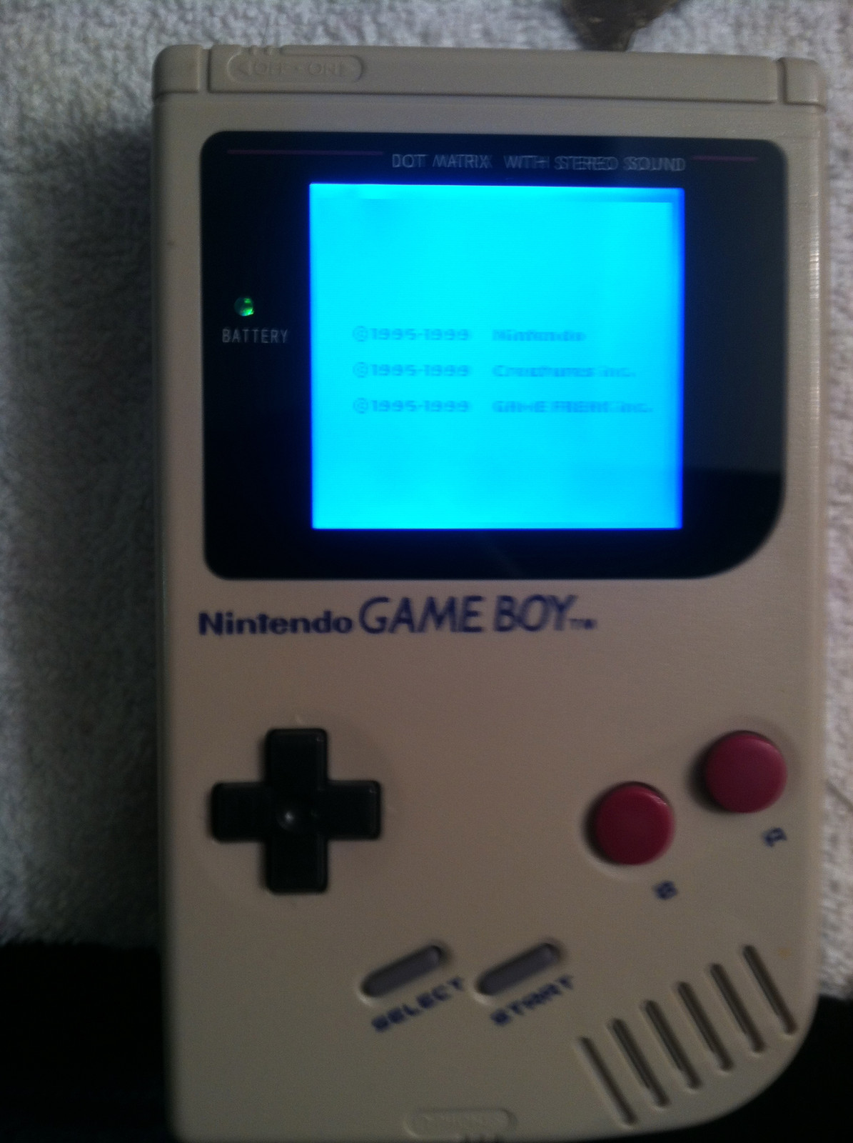 Gameboy Backlight Bivert