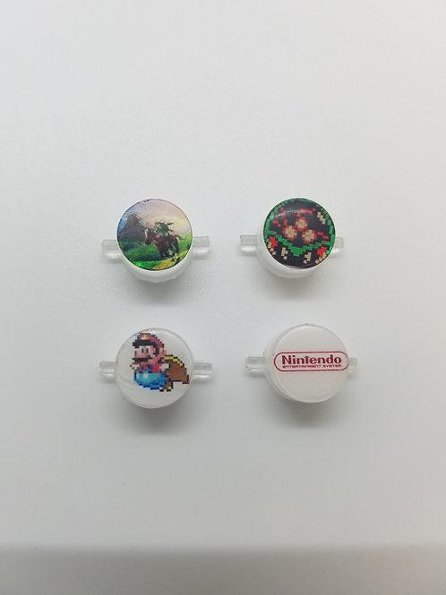DMG/NES Buttons - Nintendo