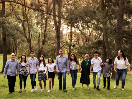 PENZO-AMETSON FAMILY