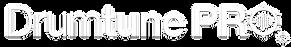 drumtune pro logo vettoriale bianco.png