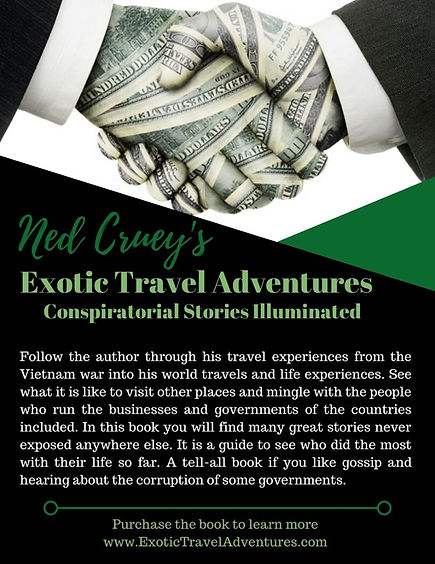 Exotic Travel Adventures Design 1