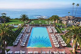Pool Beach Resort California