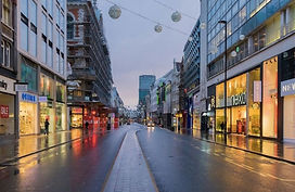 Oxford Street Shopping