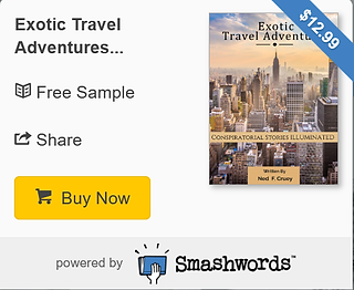 Smashwords Icon for Exotic Travel Advent