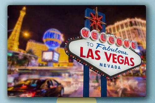 Las Vegas Nevada Sign